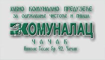 "ЈКП ""Комуналац"" Чачак"