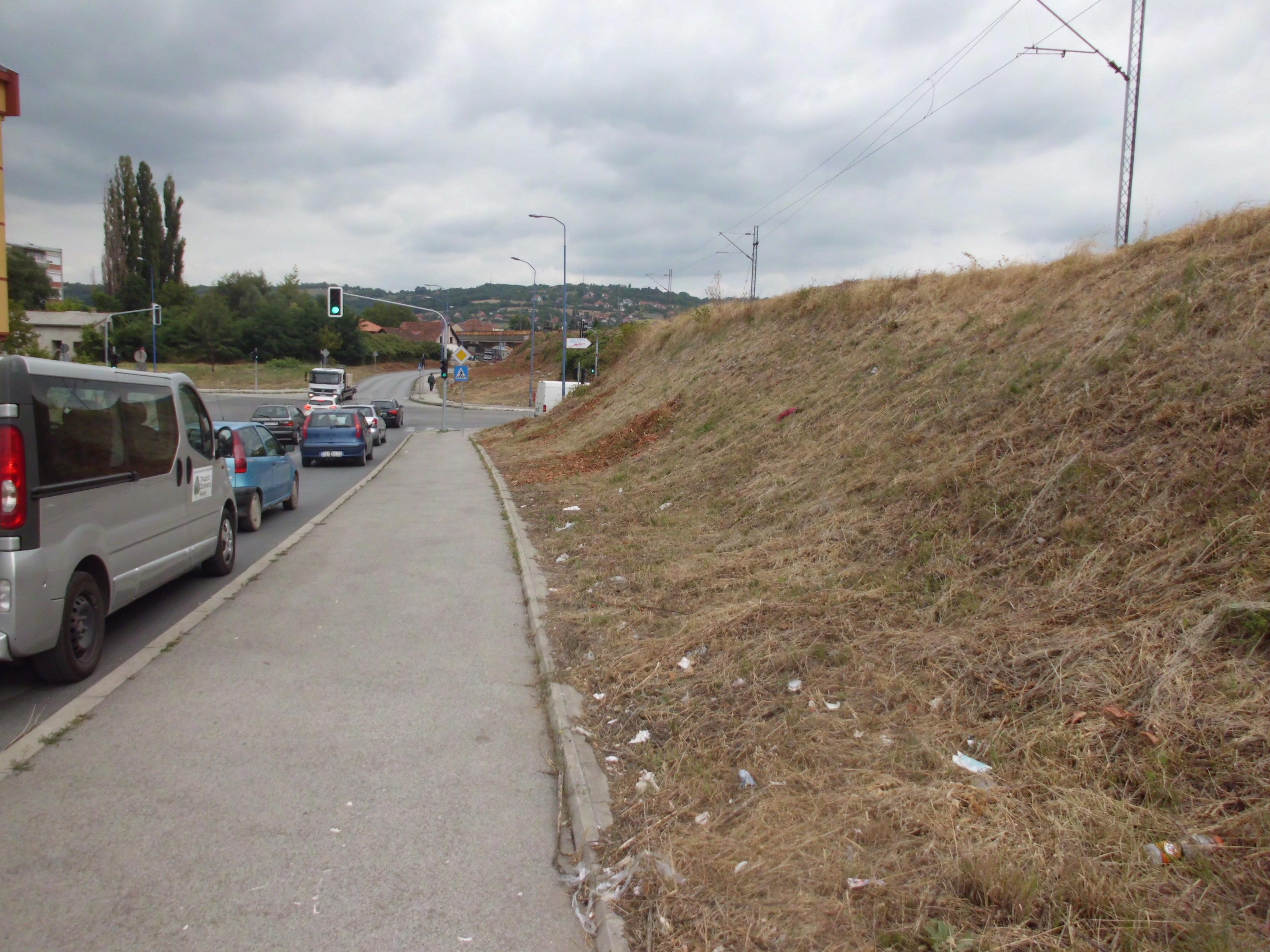 Уређење зелених површина у Улици 10