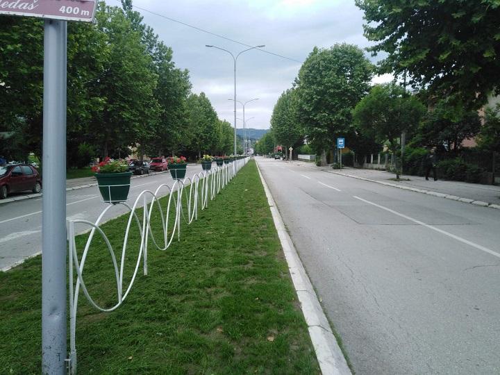 Нови изглед – Булевар Вука Караџића